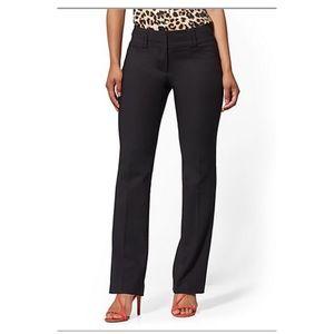 7th Avenue Women's Black Pants